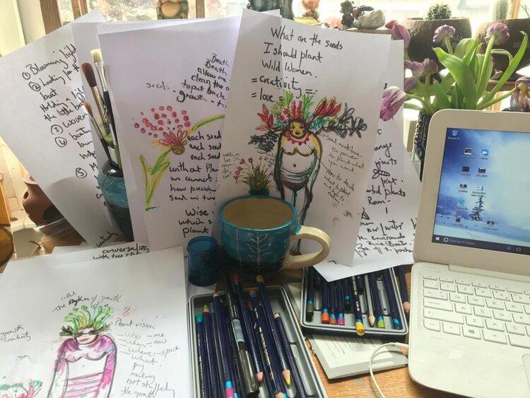 gillian-hahn-wild-woman-within-creative-writing-workshops